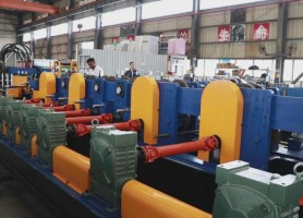 4.5mm Automatic C/Z Purlin Roll Forming Machine FX450