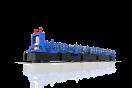 SX10 Automatic C/Z Purlin Interchangeable Roll Former