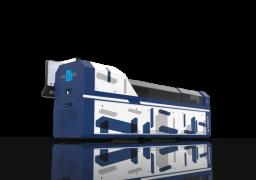 New model of Light gauge steel frame machine LG2021T come to market